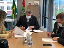 Sine: assinado oficialmente acordo de cooperação