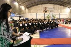 EJA tem formatura com 90 alunos em Palhoça