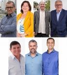 Conheça os candidatos a vice-prefeito de Palhoça