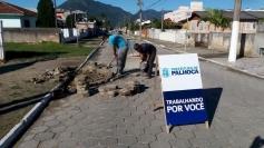 Prefeitura acelera trabalho nas ruas