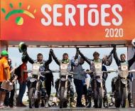 Ricardo Martins é campeão do Rally dos Sertões