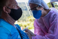 Vacinacão: SC supera 3 milhões de doses