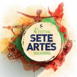 Inscrições abertas para o 4º Festival Sete Artes