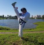 Atleta sonha em transmitir seu legado a jovens