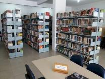 Biblioteca Pública vai para a FMP