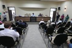 Saúde: secretário se reúne com prefeitos da Amfri