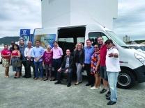 PT consegue ambulância para o município