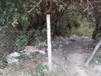 Acesso restrito a áreas de preservação permanente