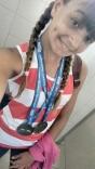 Remadora de PH conquista medalhas na Copa Brasil