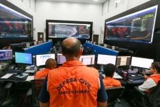 Defesa Civil lança canal de doação