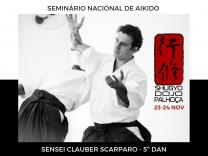 Palhoça recebe Semionário Nacional de Aikido