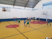 Projeto de basquete ganha corpo em Palhoça