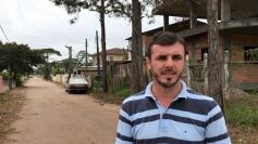 Pakão visita ruas que serão pavimentadas no Pontal
