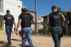 Polícia Civil prende criminoso procurado no RS