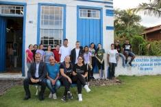Prefeitura realiza gabinete itinerante na Enseada
