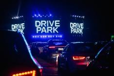 Show da Banda Eva no Drive Park será transmitido