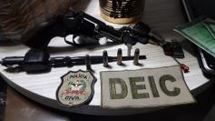 Suspeitos de roubo de carga em Palhoça são presos