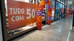 Shopping ViaCatarina apresenta liquidação