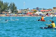 Festival Bela Palhoça: natação e corrida no Sul