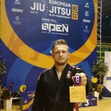 Palhocense é campeão na Itália