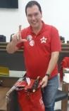 Marcel é eleito presidente do PT Palhoça