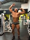 Campeão nos Estados Unidos visita academia em PH