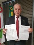 Nazareno quer reformar escolas estaduais em PH