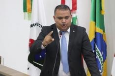 Jean Negão pede mais segurança para a região do Ar