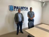 Vereador Juninho leva reivindicações ao prefeito Freccia