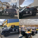 Polícia Civil faz vistoria no comércio