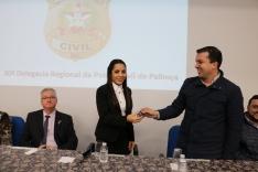 Delegada traça planos para a Polícia Civil em PH