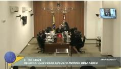 Julgamento do prefeito é postergado para o dia 7
