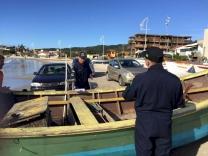 Mutirão de regularização de embarcações e ranchos