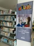 Mostra Literária Millôr Fernandes na Biblioteca