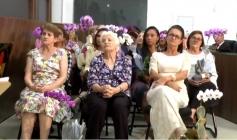Câmara faz homenagem às mulheres
