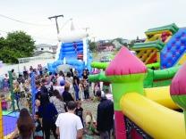 Dia das Crianças celebrado com festa e ação social
