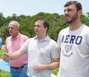 Obras são inauguradas na região Sul de Palhoça