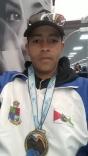 Diogo lidera categoria em prova no RJ