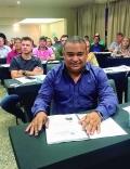 Jean Negão participa de curso sobre orçamento públ