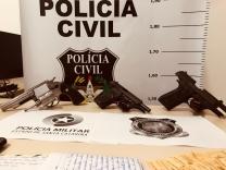 DIC de Palhoça desarticula grupo criminoso