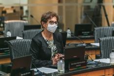 Dirce: PL apoia mulheres vítimas de violência