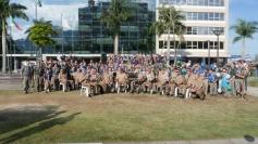 Grupo de Escoteiros Pedra Branca completa 15 anos