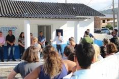 Escola de artesanato da Prefeitura é  inaugurada