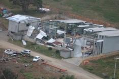 Ciclone: R$ 277,8 milhões em prejuízo em SC