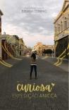 """Bibiana Conrad lança o livro """"Curiosa: Expedição A"""