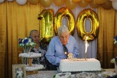 Altruísmo centenário