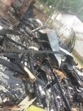 Família que perdeu a casa em incêndio na véspera do Natal precisa de ajuda