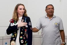 Rotary tem vaga para intercambista