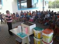 Prefeitura oferece curso de compostagem