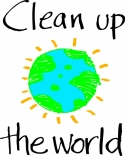 PH participa de movimento pela limpeza do planeta